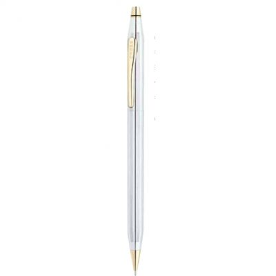 Classic Century® Medalist® Chrome & 23KT Gold Pen & Pencil Set