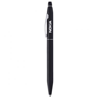 Click™ Classic Black Ballpoint Pen