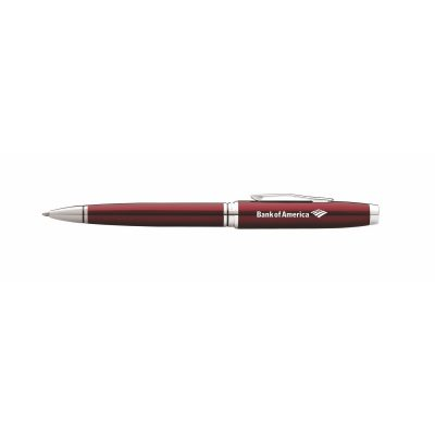 Coventry Red Lacquer Ballpoint pen